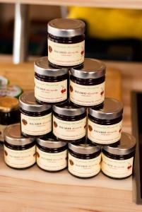 Bacardi-Kirsch-Marmelade