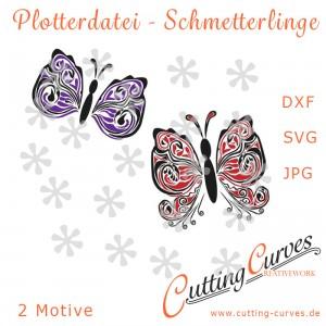 Schmetterlinge-Cover